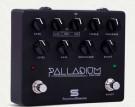 Palladium Gain Stage Overdrive, Black
