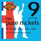 PN9 Pure Nickels Electric, Super Light, 9-42