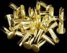 Rivettes (Gold) Pack of 100