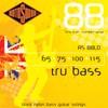 Tru Bass 88 (Black Nylon Flatwound)