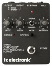 SCF Stereo Chorus, Pitch Modulator & flanger