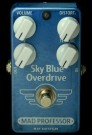 Sky Blue Overdrive Hand Wired
