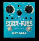 Supa Puss Analogue Delay Pedal with Tap Tempo WHE707