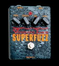 Superfuzz Fuzz effects pedal
