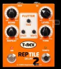 Reptile 2, Delay Pedal With Modulation