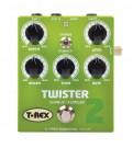 Twister 2 Chorus flanger pedal