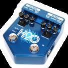 V2 H20 Guitar Effects Pedal - Liqiud Chorus and Echo
