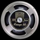 Vintage 30 Speaker 16ohms