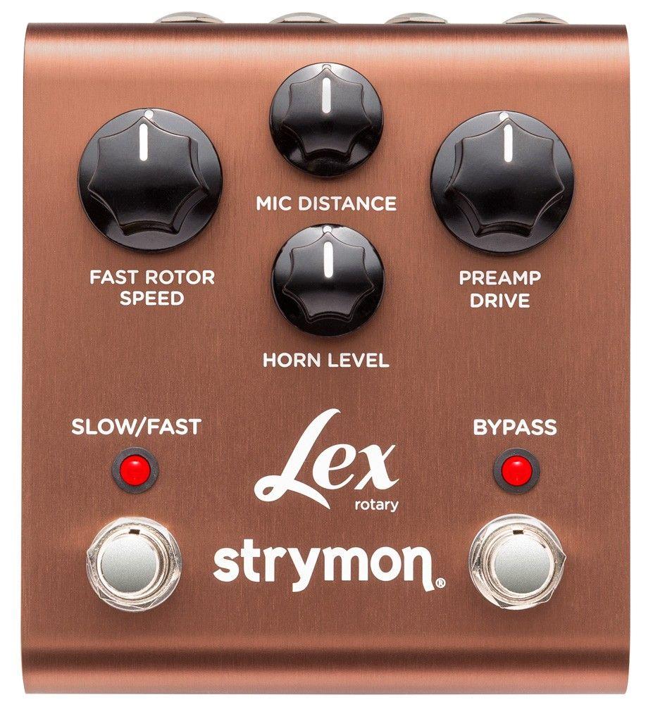 strymon lex rotary leslie effects pedal hot rox uk. Black Bedroom Furniture Sets. Home Design Ideas